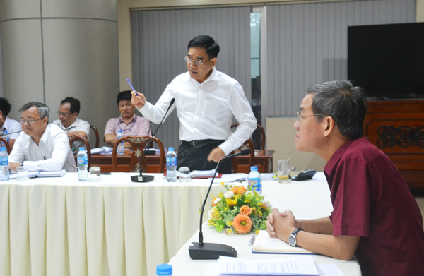 Chairman of the Dinh Quoc Thai Provincial Committee is the Head of the Steering Committee on a land acquisition, compensation and support project to re-establish Long Thanh International Airport.